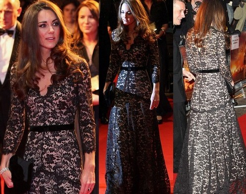 Image result for kate middleton temperley dress