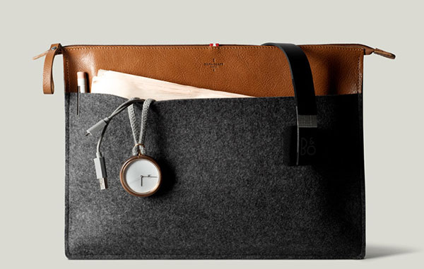 Hard Graft Laptop Case