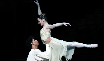 Emily Hearts Romeo and Juliet in the round by ENB at The Royal Albert Hall