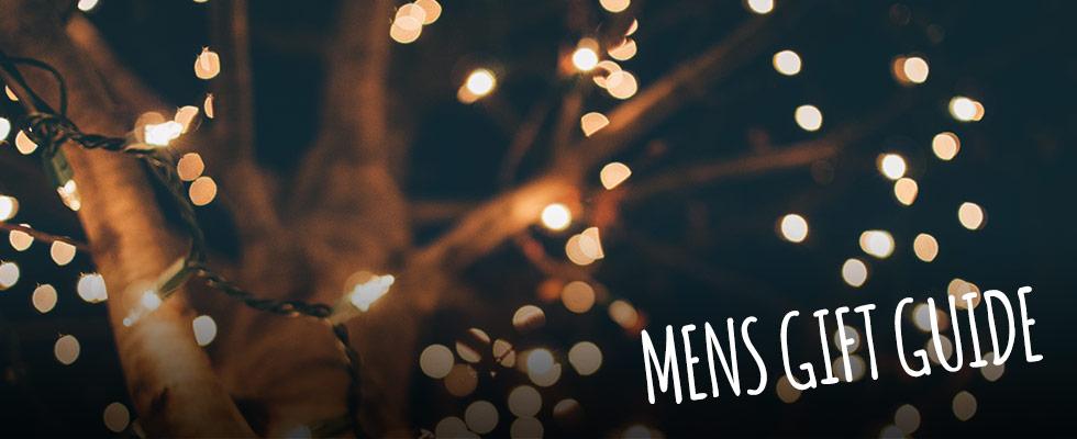 Mens Gift Guide 2014