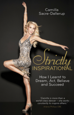 Book Review : Strictly Inspirational by Camilla Sacre-Dullerup