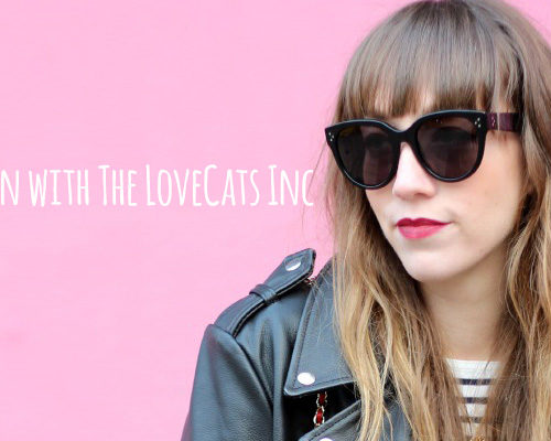 Blogger Interview Series: The LoveCats Inc