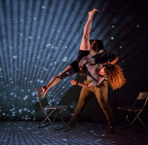 A Review: The date by Rhiannon Faith Dance Company