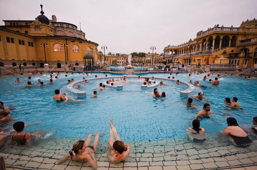 Credit: Szechenyi Baths site