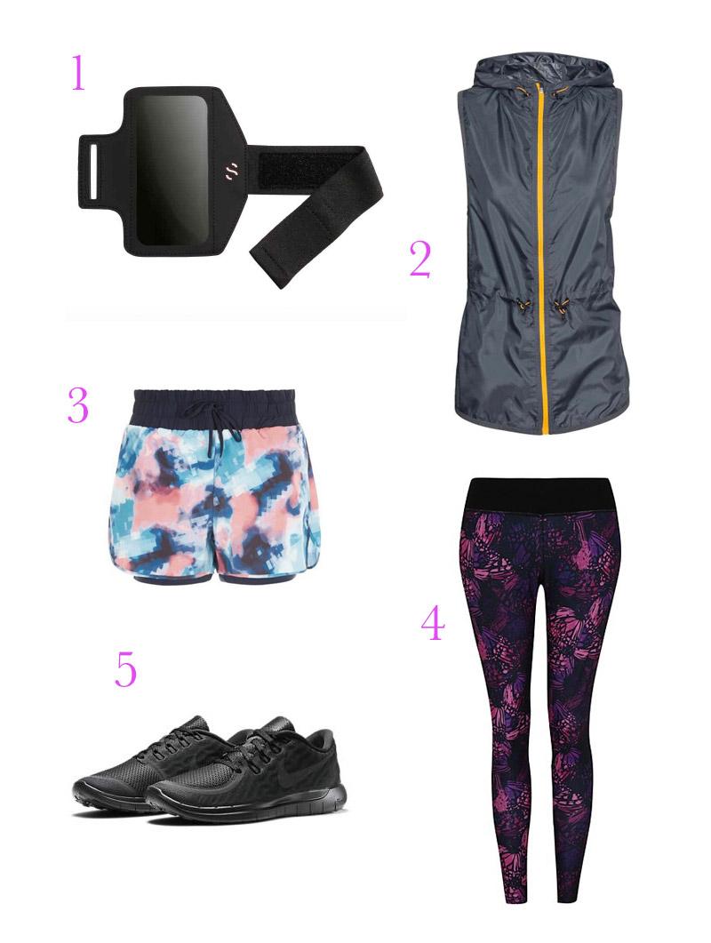 Fitness-Wishlist