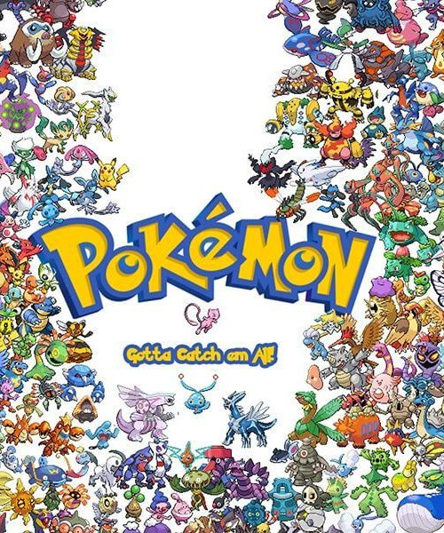 Music Monday: Pokemon!