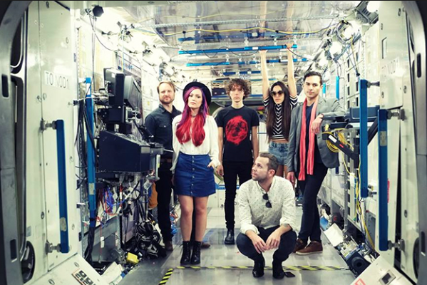 M83 group picture