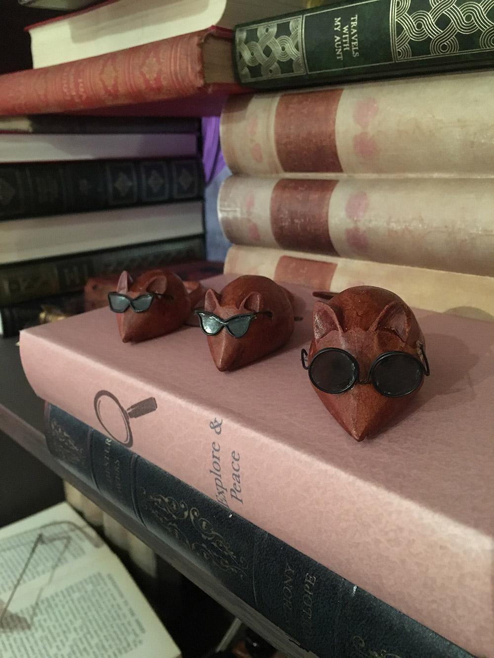 The Curious Bookshop Oasis Event