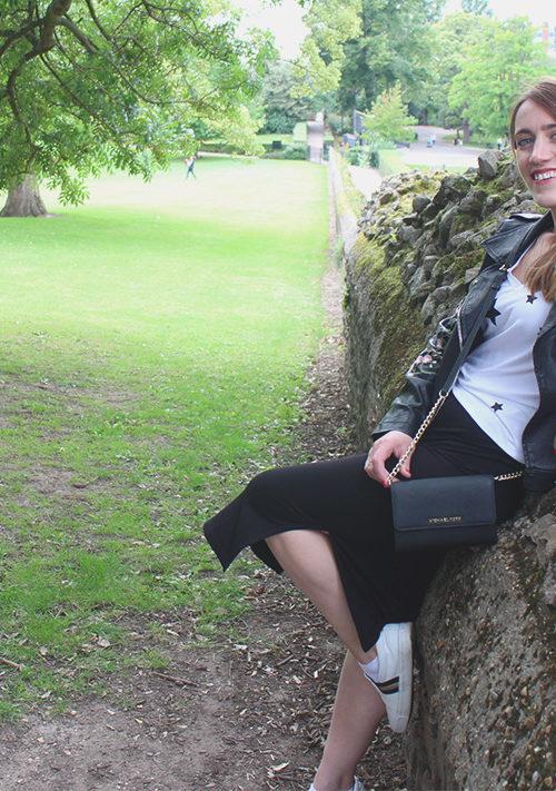Baukjen in the Park!