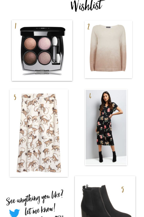 Wednesday Autumn Wishlist!