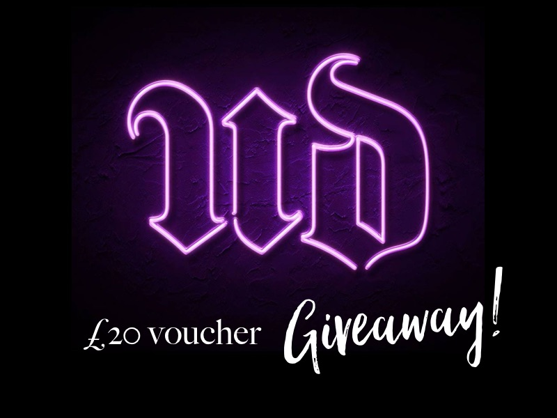 Urban Decay Giveaway