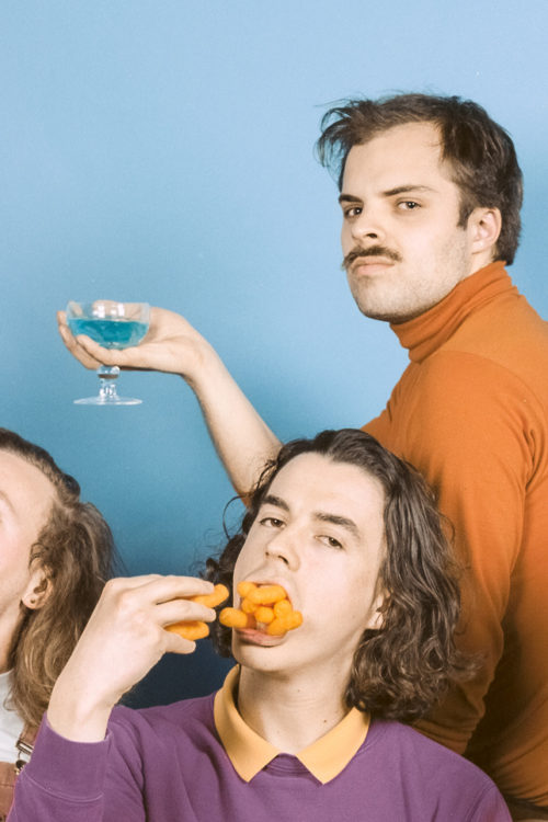 Music Monday – Peach Pit