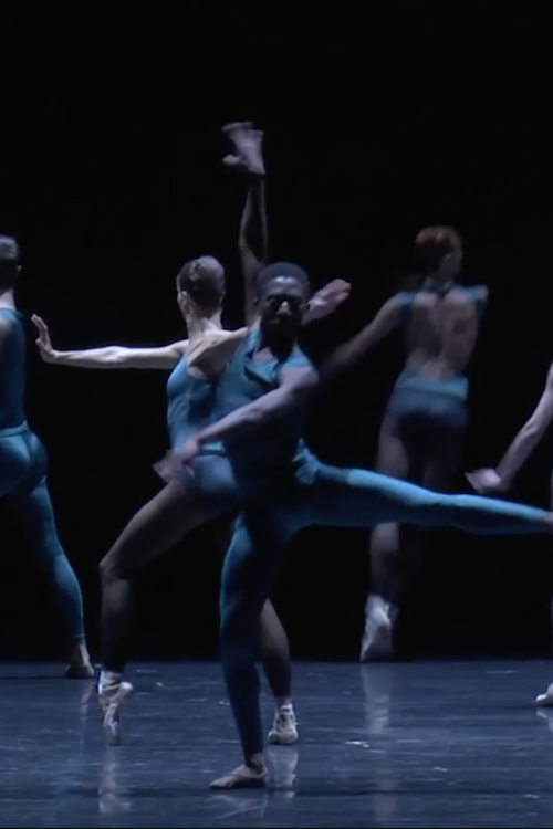 All Forsythe at Sadlers Wells