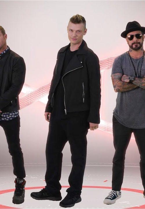 Music Monday: Backstreet Boys