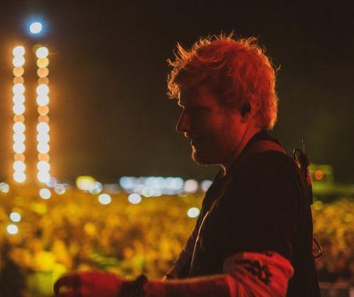 Ed Sheeran – Chantry Park gig Review!