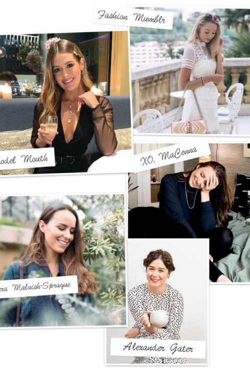 5 Home and Fashion Related Youtubers to watch