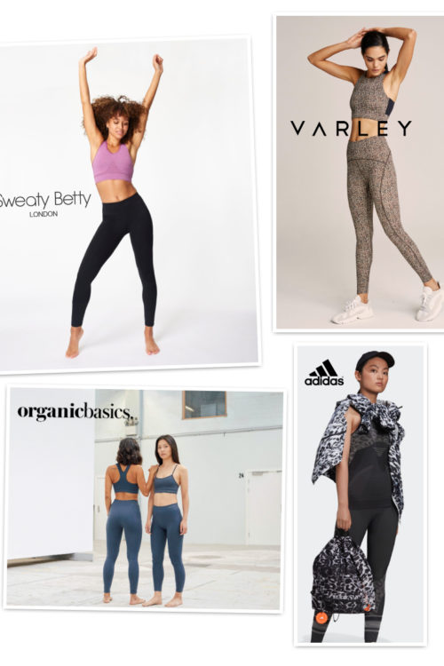 Sustainable Fitness Clothing Brands I've Been Loving
